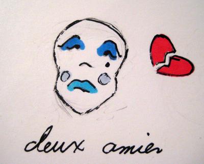 Deux Amies by VivaciousBodacious