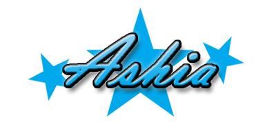 Ashia's Logo by FlamesofSugar