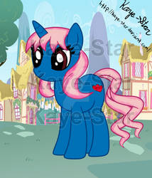 My First MLP OC
