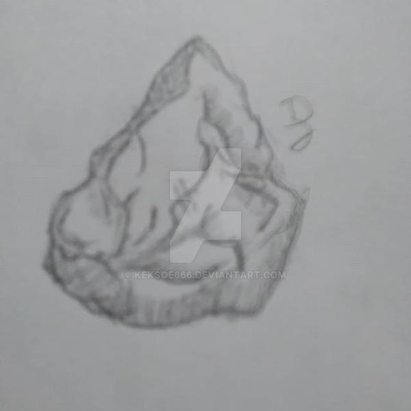 Mineral Sketch by Keksoe666