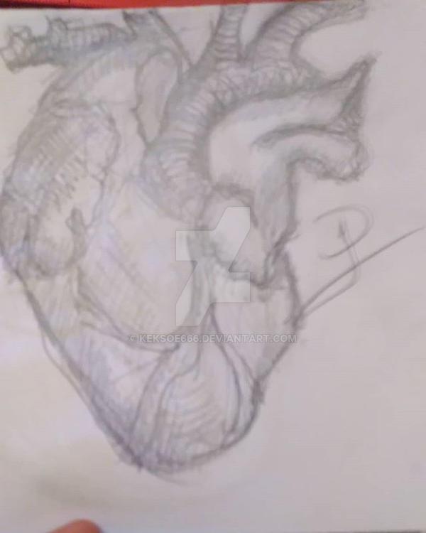 Take Heart by Keksoe666