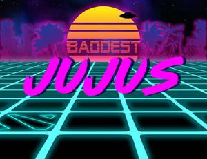 Baddest JuJus Logo + Background