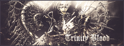 Trinity Blood Signature by SadnessOk