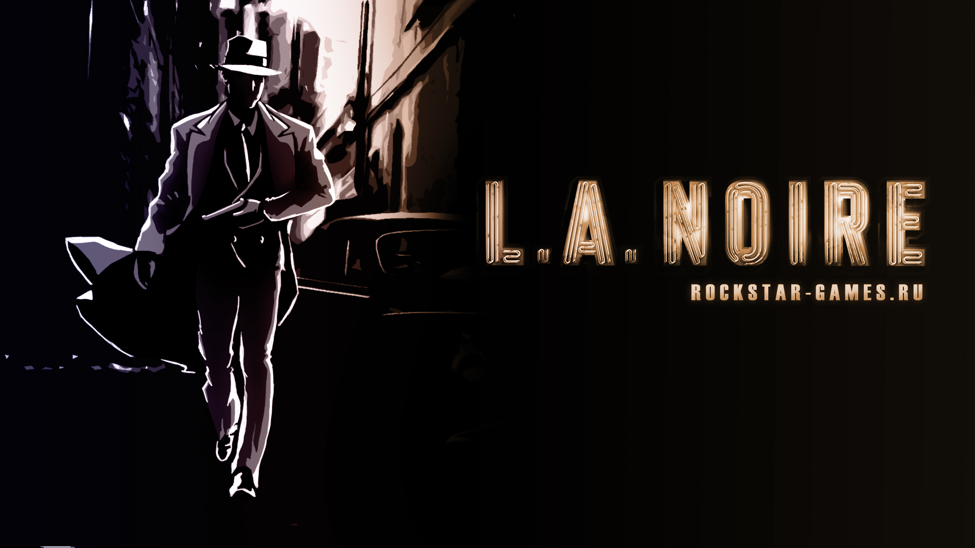 L.A. Noire by DizNot on DeviantArt