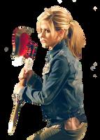 Buffy - BTVS (Sarah Michelle Gellar) by JJ-247
