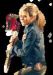 Buffy - BTVS (Sarah Michelle Gellar)