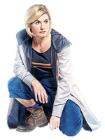 Jodie Whittaker PNG by JJ-247