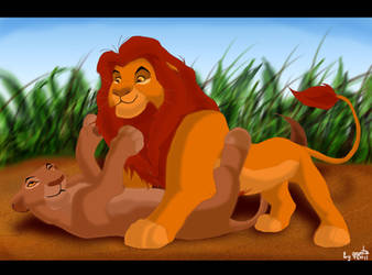 Love after Simba by qeenta