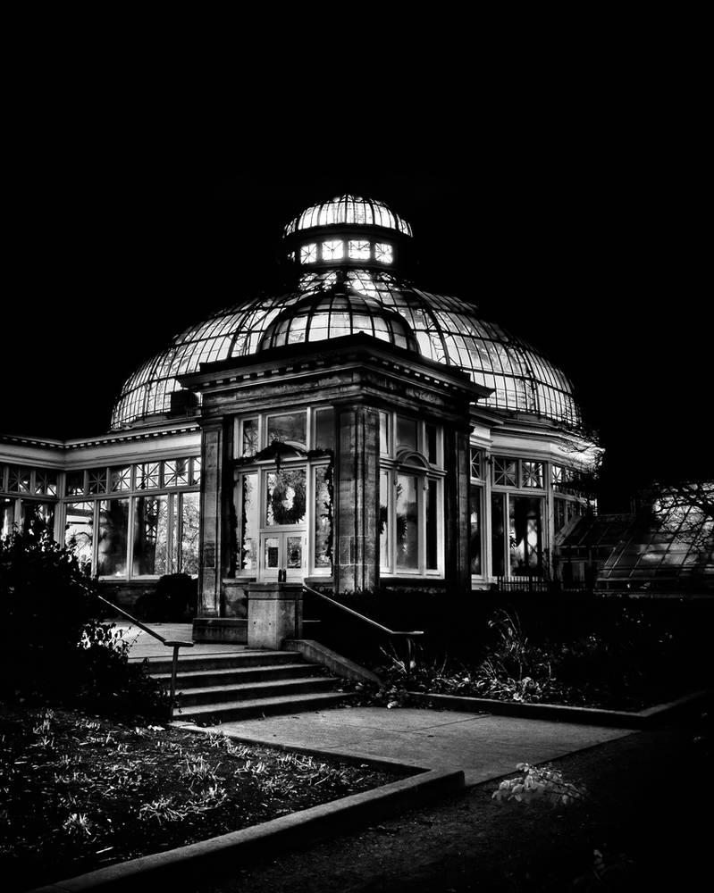 Allan Gardens Conservatory Palm House