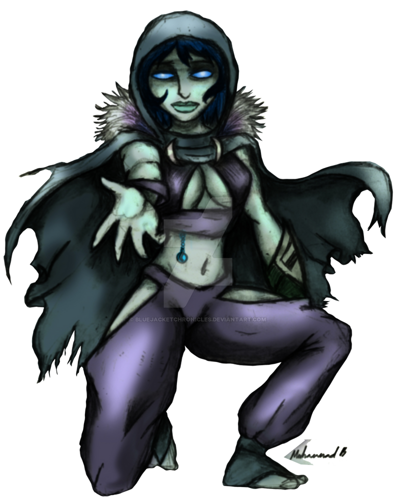 The Return of Cereous Moonseed (COLOR) by BlueJacketChronicles