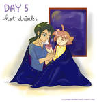 Day 5 - Hot Drinks
