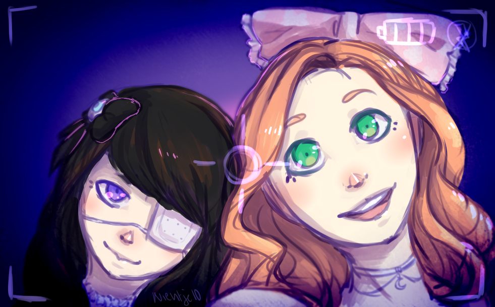 Say Cheese! [REQUEST] by nientje10