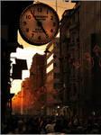 Evening Light in Beyoglu