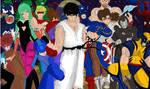 marvel vs capcom origins by heirenmozhushi