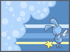 Bunny Heaven by Illeander