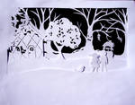 Paper Tales: Hansel and Gretel