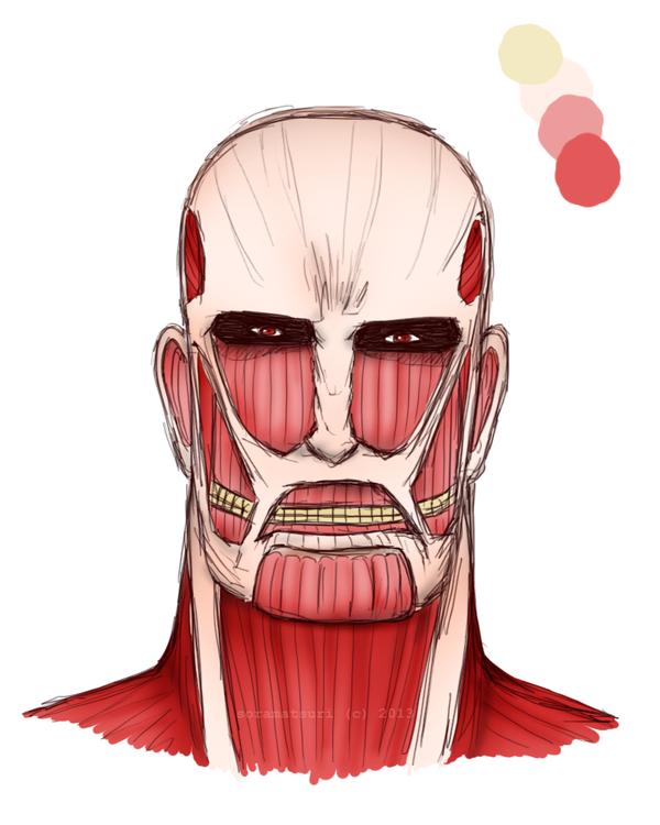 Titan Colossal By Soramatsuri On DeviantArt