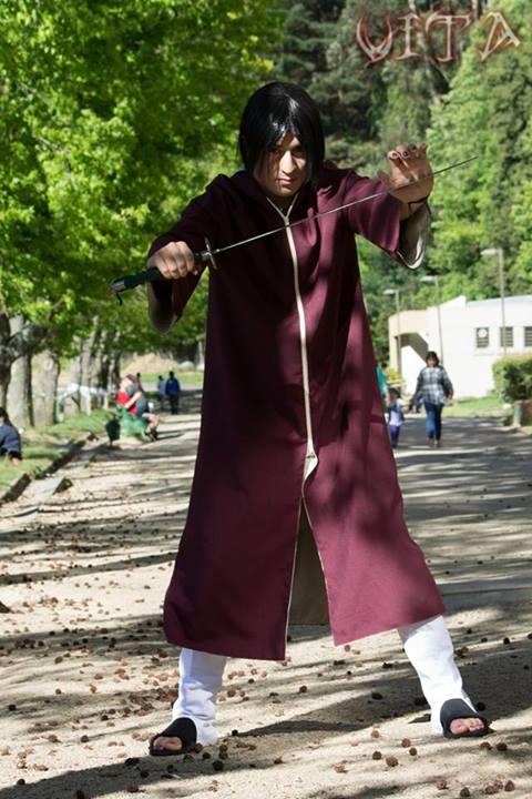 Itachi Edo Tensei Cosplay by KuroxUchiha on DeviantArt