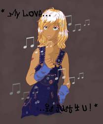 My love ist just 4 u by drunken-angel