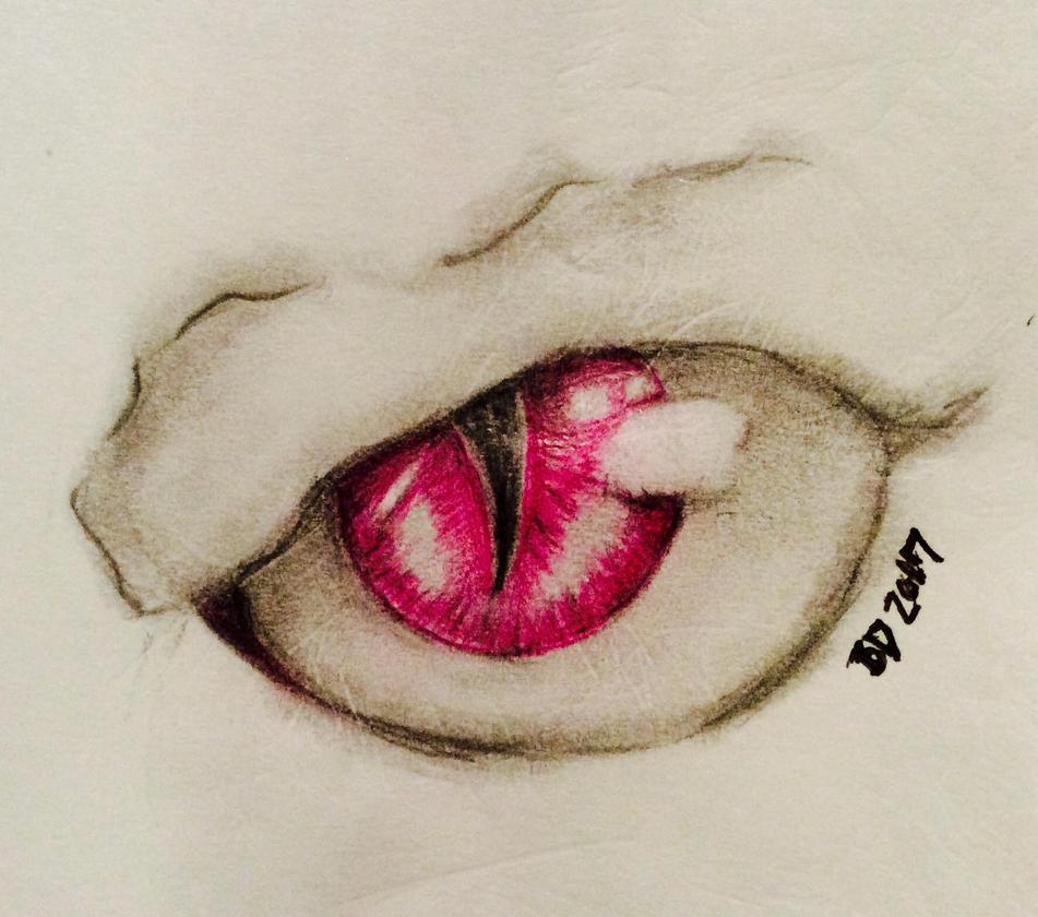 Dragon eye by P-jelly