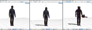 Cry Of Fear for MMD(w.i.p)