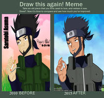Improvement meme #3 by x-Riivenge