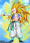 SSJ3 Gotenks has arrived!