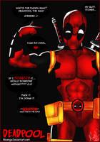 Deadpool by x-Riivenge