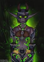 Demon Hunter by x-Riivenge