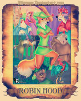 Robin Hood Commission by x-Riivenge