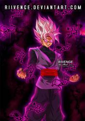 SSJ Rose - Goku Black