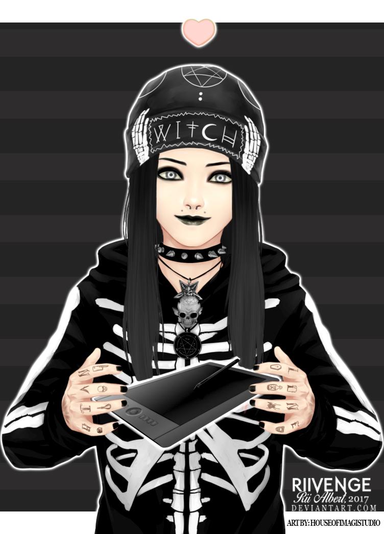 x-Riivenge's Profile Picture