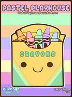 Cutie Crayons by x-Riivenge
