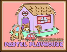 Pastel Playhouse Logo by x-Riivenge
