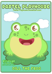 Playhouse Pal OC #3 - Dill the Frog