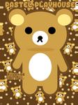 Rilakkuma - Relax Bear