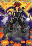 Halloween 2017 - Halloween Town Sora