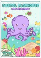 Pastel Playhouse Pal - #4 Otto the Octopus by x-Riivenge