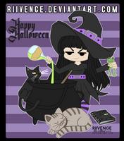 Happy Halloween! by x-Riivenge