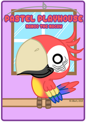 Playhouse Pal #5 - Mango the Macaw by x-Riivenge