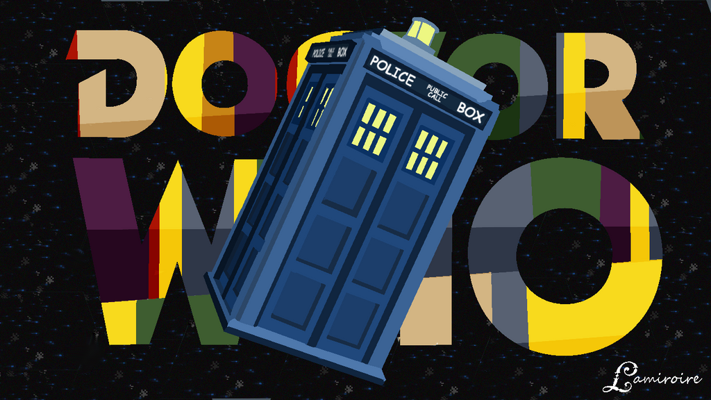 Doctor Who Desktop Background