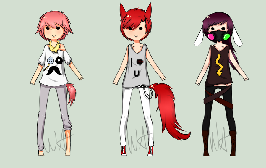 Adopts #35-37 CLOSED by Tochi-Adopts