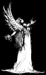 Lady Gaia by EvilMufasa