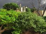Fairy tale castle by Con-Tessa