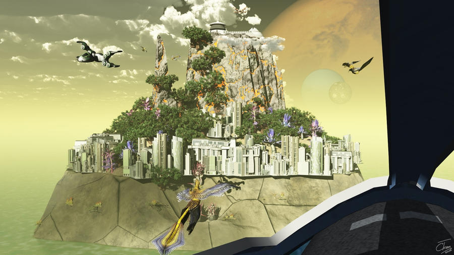 Next Island to launch sci-fi adventure virtual world -- with time ...