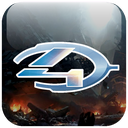 Halo 4 - 128x128 Icon 1/2 by Marxhog