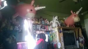 half of my room by ThePyroKitty