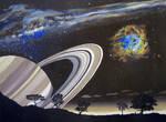 Dreams of a Brown Saturn