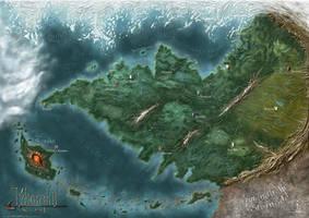Khorghil Map 2009 by Khorghil