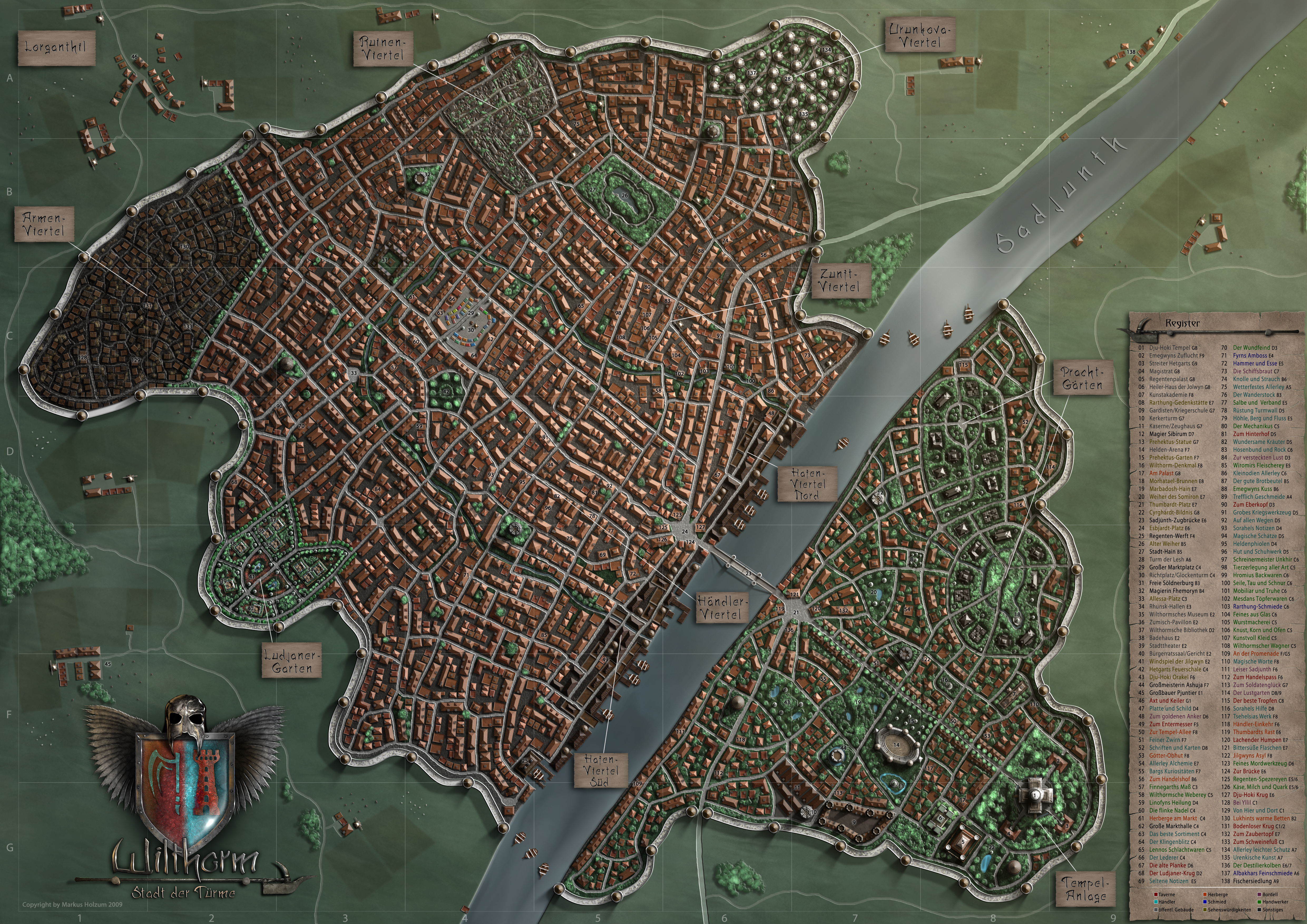 Wilthorm a fantasy city by khorghil on deviantart wilthorm a fantasy city by khorghil gumiabroncs Image collections